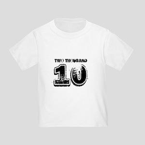 2010 Toddler T-Shirt