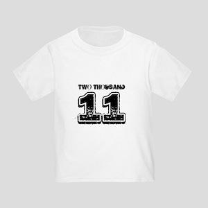 2011 Toddler T-Shirt