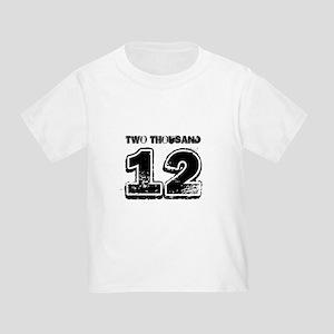 2012 Toddler T-Shirt