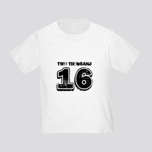 2016 Toddler T-Shirt