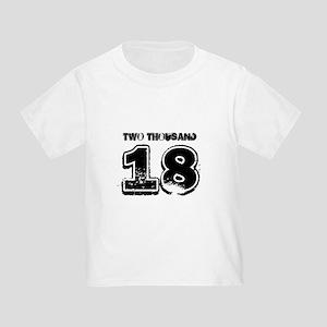 2018 Toddler T-Shirt