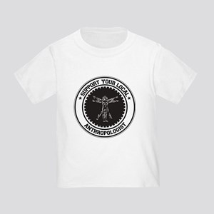 Support Anthropologist Toddler T-Shirt
