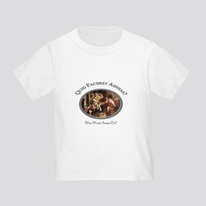 What Would Aeneas Do? Toddler T-Shirt