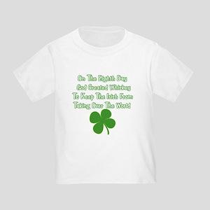 Irish Whiskey Toddler T-Shirt