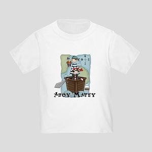 Pirate Adventures Toddler T-Shirt