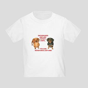 Potato Chips Toddler T-Shirt
