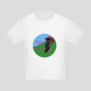 Happy Easter Island Toddler T-Shirt