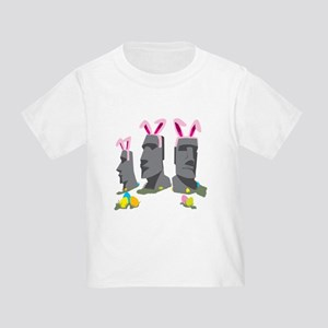Easter Island Toddler T-Shirt