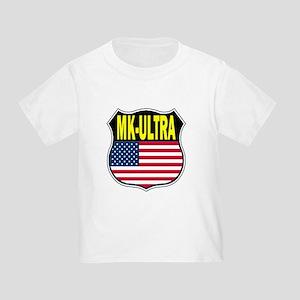 PROJECT MK ULTRA Toddler T-Shirt