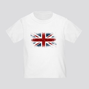 British Accented Toddler T-Shirt