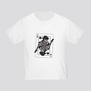 Ace of Spades Toddler T-Shirt