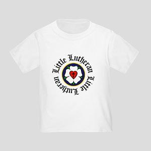 Little Lutheran Toddler T-Shirt