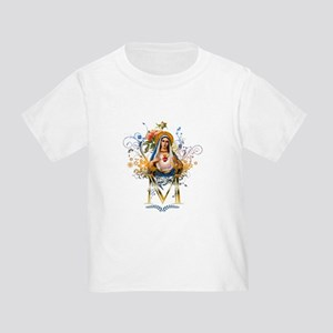 Immaculate Heart of Mary Toddler T-Shirt