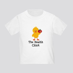The Health Chick Toddler T-Shirt