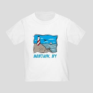 Montauk, NY Toddler T-Shirt
