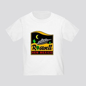 Roswell New Mexico Toddler T-Shirt