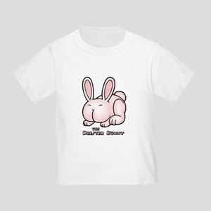 The Keister Bunny Toddler T-Shirt