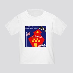 Good Seed HomeSchool/Olde School Toddler T-