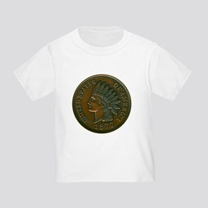 The Indian Head Penny Toddler T-Shirt