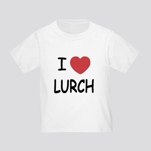I heart lurch Toddler T-Shirt