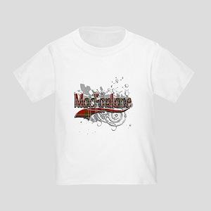 MacFarlane Tartan Grunge Toddler T-Shirt