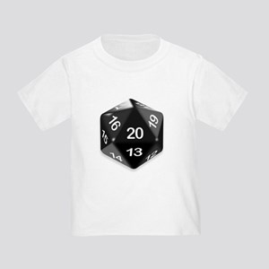 d20 Toddler T-Shirt