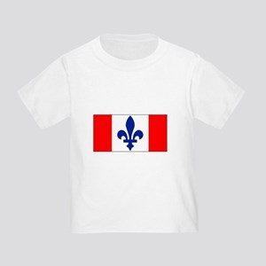 French Canadian Toddler T-Shirt