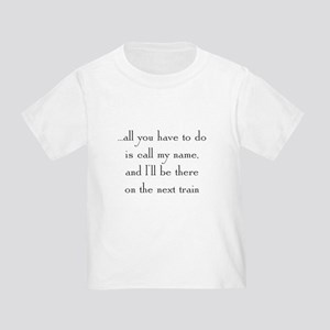 Theme 2 Toddler T-Shirt