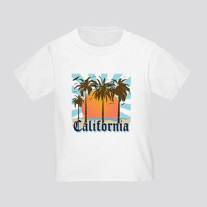 Vintage California Toddler T-Shirt