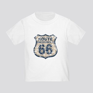 Route 66 Bluetandist Toddler T-Shirt