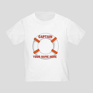 Customizable Life Preserver Toddler T-Shirt