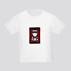Goth Girl Toddler T-Shirt