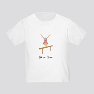 gymnast on beam Toddler T-Shirt