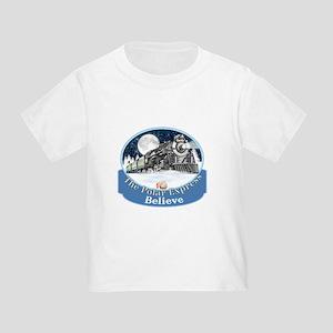 The Polar Express Toddler T-Shirt