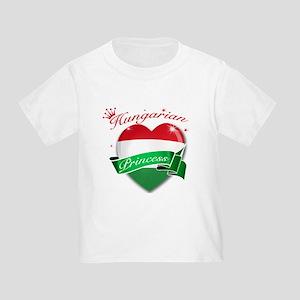 Hungarian Princess Toddler T-Shirt