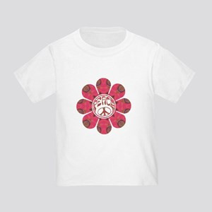 Peace Flower - Affection Toddler T-Shirt