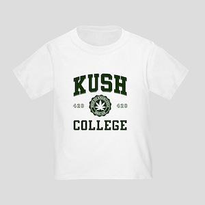 KUSH COLLEGE-2 Toddler T-Shirt