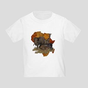 Safari Toddler T-Shirt