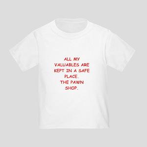 pawn shop Toddler T-Shirt