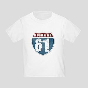 Highway 61 Toddler T-Shirt