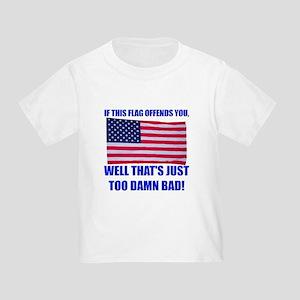 Flag3a Toddler T-Shirt