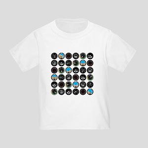 Flight Instruments Toddler T-Shirt