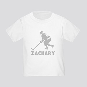 Personalized Hockey Toddler T-Shirt