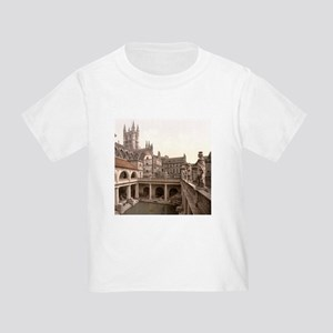 Roman Baths and Abbey Toddler T-Shirt
