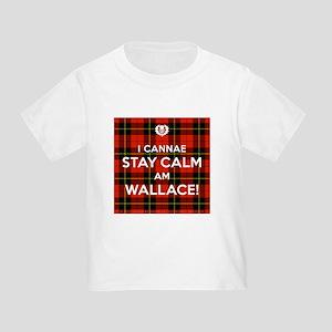 Wallace Toddler T-Shirt