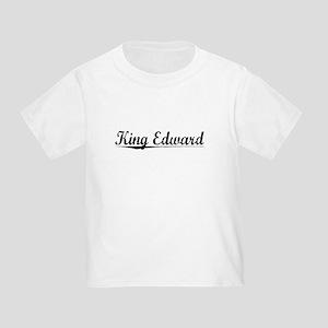 King Edward, Aged, Toddler T-Shirt