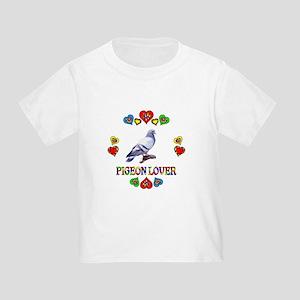 Pigeon Lover Toddler T-Shirt