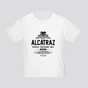 Alcatraz S.T.U. Toddler T-Shirt
