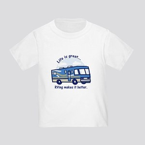 RVinggreat Toddler T-Shirt