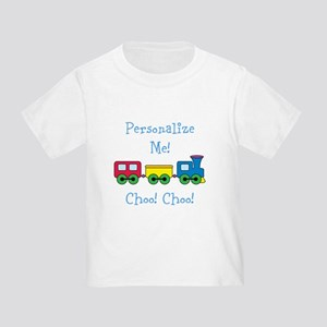 Choo Choo Train Toddler T-Shirt
